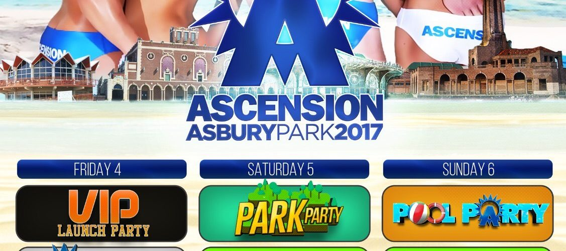 Ascension, asbury Park, chrisryannyc, chris ryan promoter